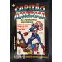 Capitão América As Primeiras Histórias - Ed Abril 1992