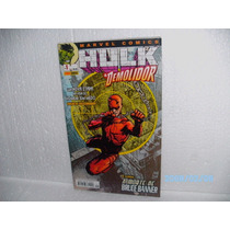 Gibil Hulk E Demolidor Ediç Colecionador Nº1 Panini Hq Fj