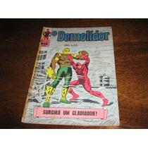O Demolidor 1ª Série Nº 17 Agosto /1970 Editora Ebal