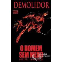 Demolidor - Homem Sem Medo Hq Digitalizada