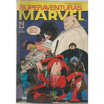 Superaventuras Marvel 97 - Abril - Bonellihq Cx369