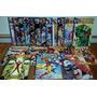 Revista Panini Marvel 2002, 2003 E 2004 - Coleção Completa