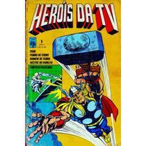 Revista Heróis Da Tv - Editora Abril (digital)!