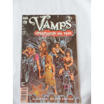Vamps - Hollywood Na Veia - Nº1 (g 62)