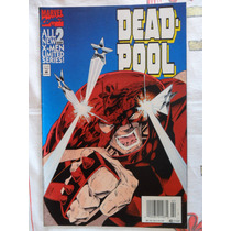 Deadpool Nº 2! Americana! R$ 30,00!