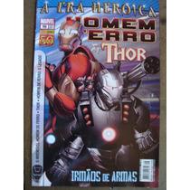 Homem De Ferro & Thor Nºs 16 -17-30-32 Ed. Panini