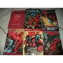 Red Hulk - Lote De 07 Tps Importados