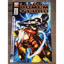 Invencível Homem De Ferro #2 Panini Comics