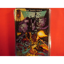 Cx R 42 Mangá Hq Dc Marvel The Third Issue Weapon Zero T-2
