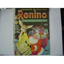 Almanaque De Papai Noel 1975 - Renino - Tamanho Gigante