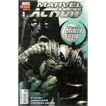 Gibi Panini: Marvel Action #01 - Marvel - Bonellihq