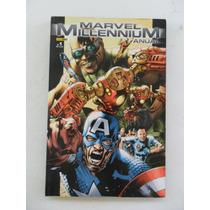 Marvel Millennium Anual Nº 1! Panini Out 2006!