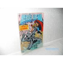 Hq Heróis Da Tv Nº 93 -ed.abril Formatinho (usado) Gibi Fj-3