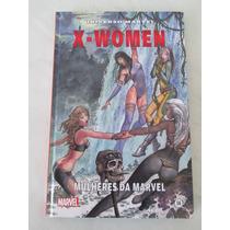 X- Woman - Milo Manara - Edição Luxo - Capa Dura - 2014