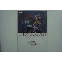Cx Delta 37 - 22 ### Marvel Thunderbolts Civil War Ingles