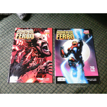 Marvel Millennium Homem De Ferro N. 1 E 2 Panini (completo)