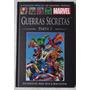 Guerras Secretas Parte 1 Graphic Marvel Salvat Capa Dura