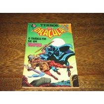 Terror De Drácula Nº 5 Novembro/1979 Editora Abril Original