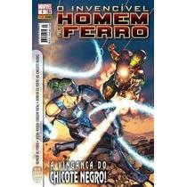 O Invencível Homem De Ferro Vol.1, Panini
