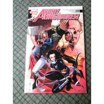 Avante,vingadores N.02 - 1* Serie Panini Comics