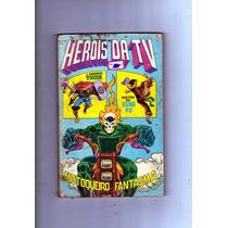 Heróis Da Tv Nº 6 - Editora Abril - 1979