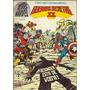 Grandes Heróis Marvel Nº 27 - Guerras Secretas - Março/90
