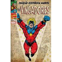 Coleção Histórica Marvel Os Vingadores 01