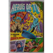 Heróis Da Tv Nº 4 Original Em Perfeito Estado