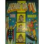 Revista Em Quadrinhos Herois Da Tv N·46 1983