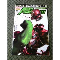 Avante,vingadores N.18 - 1* Serie Panini Comics