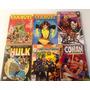 Lote Gibis Abril Superaventuras Marvel Hulk X-men R$20 Todas