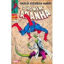 Coleção Histórica Marvel Homem-aranha 03