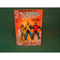 Cx Aad 42 /#/ Mangá Dc Marvel X Men Massacre De Mutantes Nº2