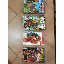 Gibis Marvel 97 / 98 / 99 / 2000 Vários Números Ed. Abril