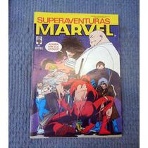 Gibi Superaventuras Marvel Numero 97 - Editora Abril