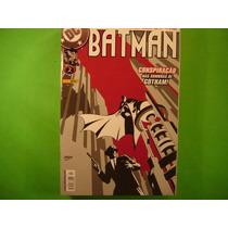 Mangá Hq Dc Revista Raridade Gibi Dc Panini Batman Vol 02