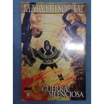 Marvel Especial 05: Guerra Silenciosa