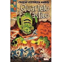 Coleção Histórica Marvel: Quarteto Fantástico N° 2 Lacrado