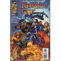 Fantastic Four Vol. 2 # 8 Hq Comic Book Original Importado