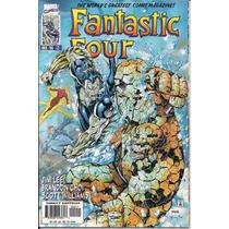 Fantastic Four Vol. 2 # 2 Hq Comic Book Original Importado