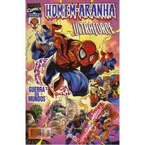 Homem-aranha Ultraforce Guerra Dos Mundos Especial Mythos Mc