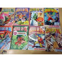 Heróis Da Tv Nº 31 - 1982- Mestre Do Kung Fu -editora Abril