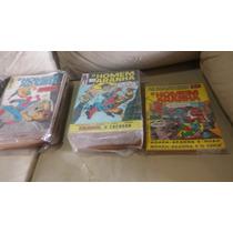 Gibi Homem Aranha Coleção Completa N° 1 Ao 70 +4 Almanaques