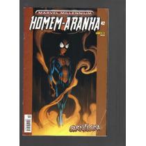Marvel Millennium Homem-aranha Nº 42 - Marvel- Panini Comics