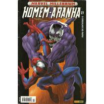 Homem-aranha Marvel Millennium 27 Panini - Bonellihq Cx 89