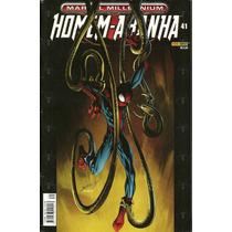 Homem-aranha Marvel Millennium 41 Panini - Bonellihq Cx 89