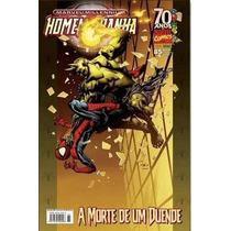 Revista - Panini - Marvel Millennium - Homem-aranha N° 85