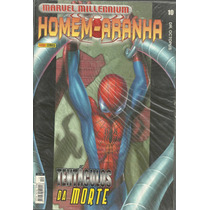 Homem-aranha Marvel Millennium 10 Panini - Bonellihq Cx 88