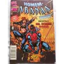Revista Homem-aranha - 2099 - Marvel Comics-nº 27- F/gratis