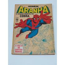 Gibi O Homem-aranha Nº 39 Ed. Abril 1986